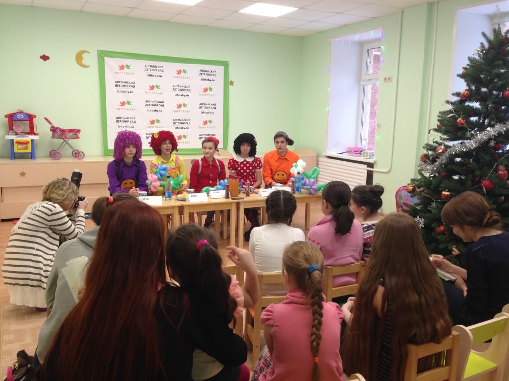 """На открытие детского сада """"HappyBaby"""" приехали даже Барбарики (любимые детьми мультгерои)"""